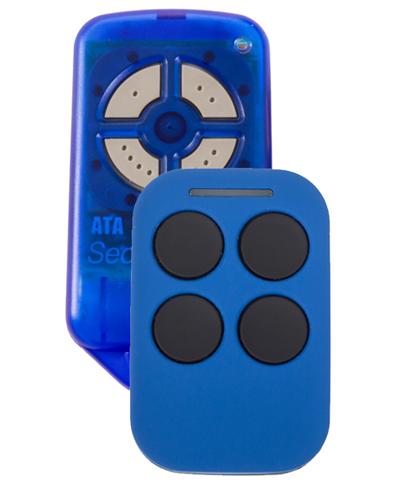 Auto Openers Dark Blue ATA PTX4 Remote Control