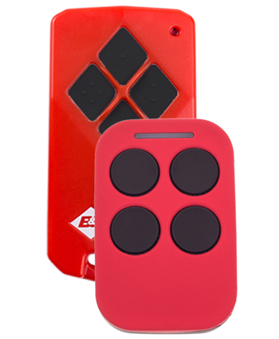 Auto Openers Red B&D TB5 Remote Control