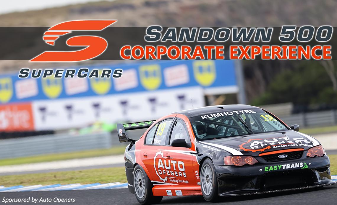 V8 Supercars Enduro Corporate Giveaway Sandown 500